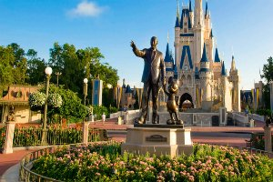 Parques de Orlando Magic Kingdom