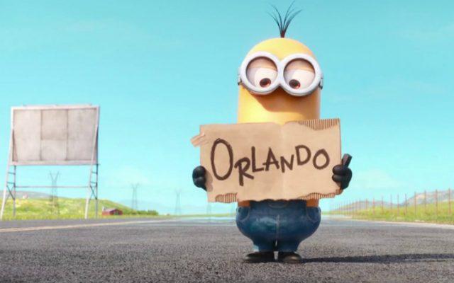 Quais são os parques de Orlando?