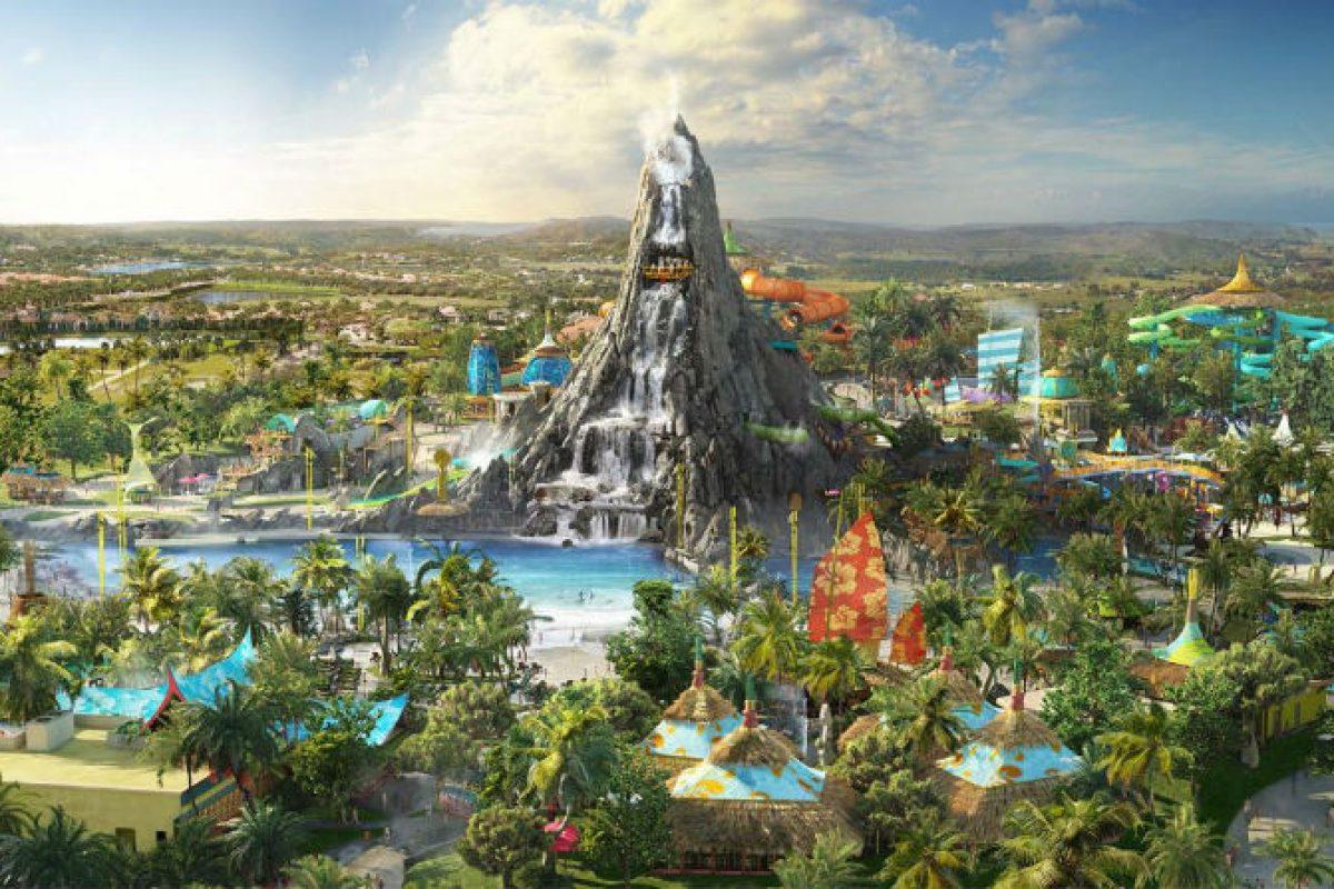 Volcano Bay — novo parque aquático da Universal