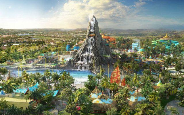 Volcano Bay – novo parque aquático da Universal