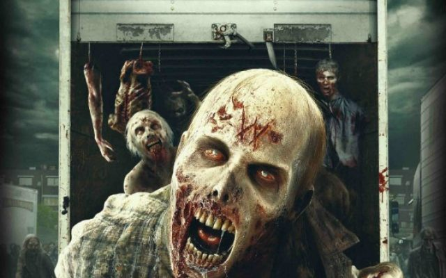 Walking Dead chegou na Universal de Hollywood