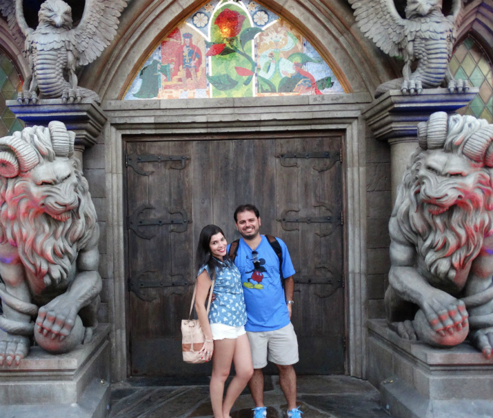 Be Our Guest Entrada
