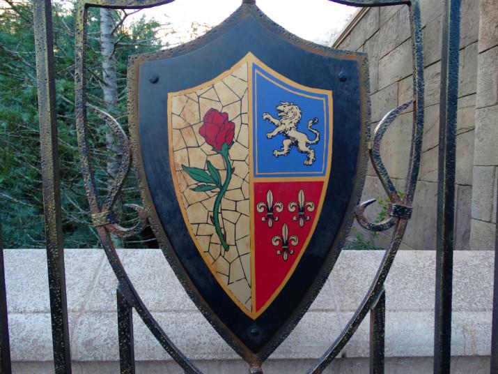 Castelo_da_Fera_Magic_Kingdom_Brasão