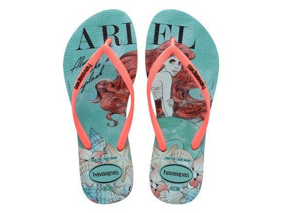 Havaianas das Princesas- Ariel