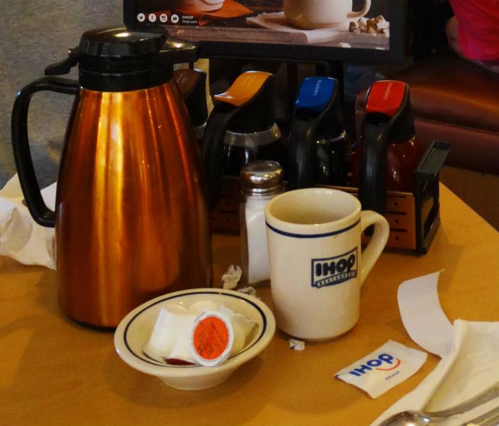 IHOP Orlando Cafe