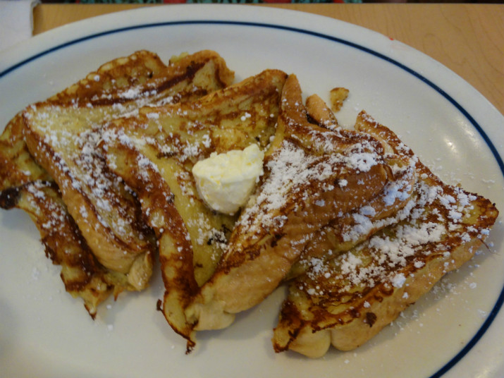IHOP Orlando French Toast