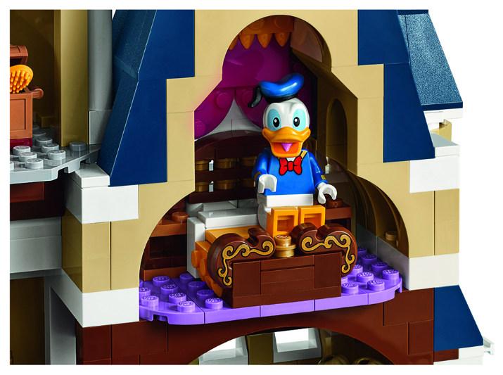 Lego_Castelo_da_Cinderela_Donald