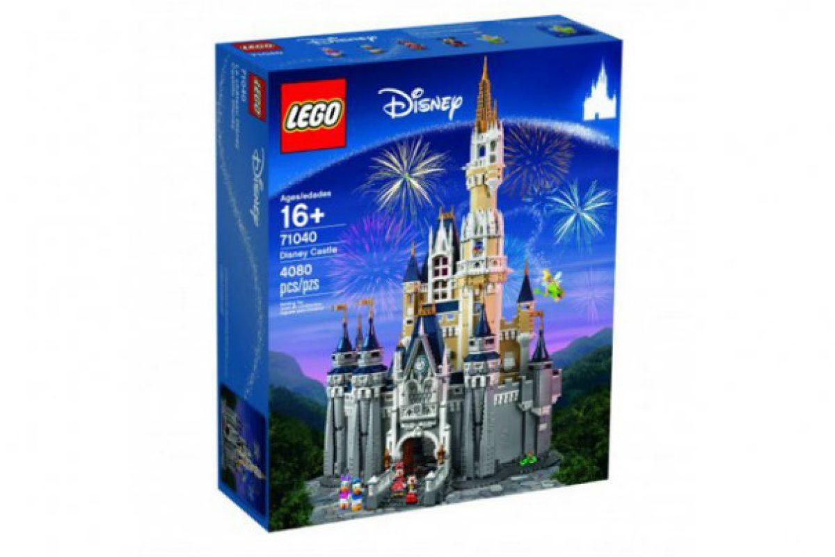 Novo Lego do Castelo da Cinderela