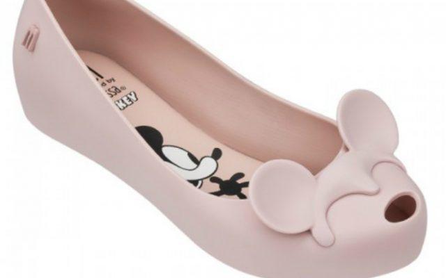 Coleção Melissa Minnie e Mickey