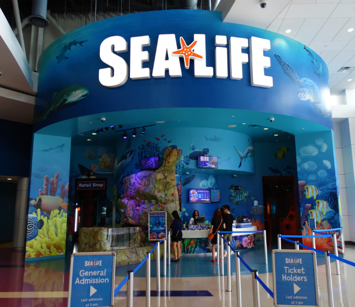 Sea Life Orlando Aquarium