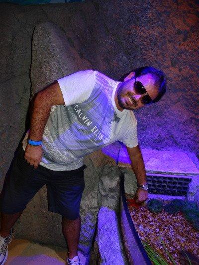 Sea Life Orlando Aquarium Estrela do Mar