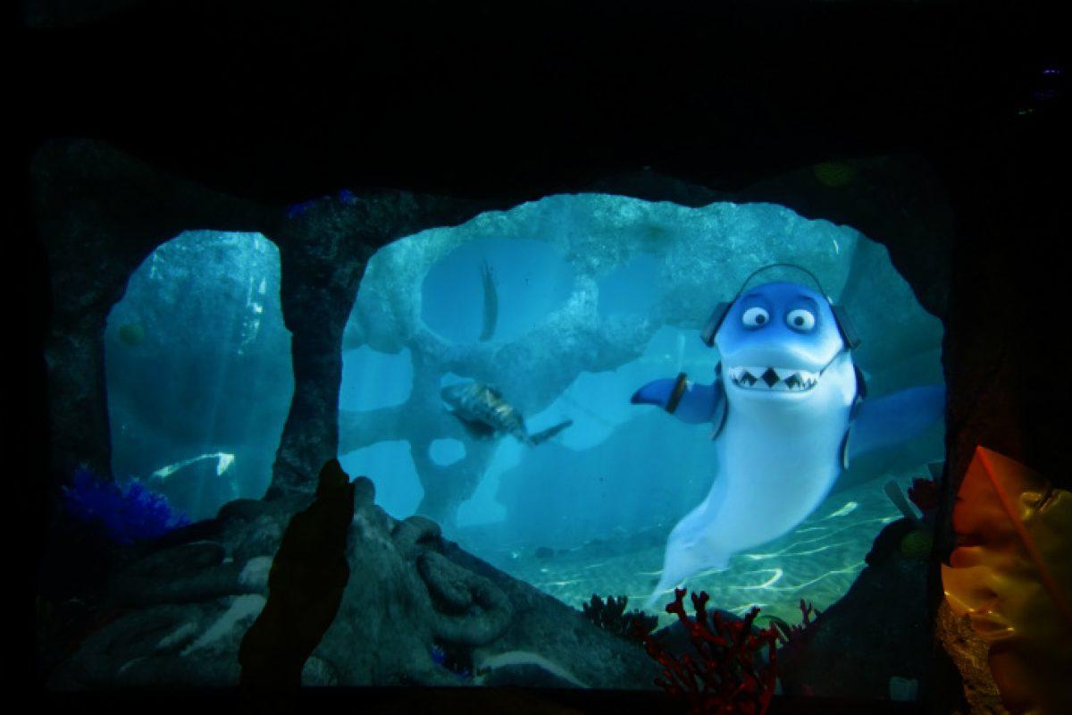 O aquário Sea Life Orlando Aquarium