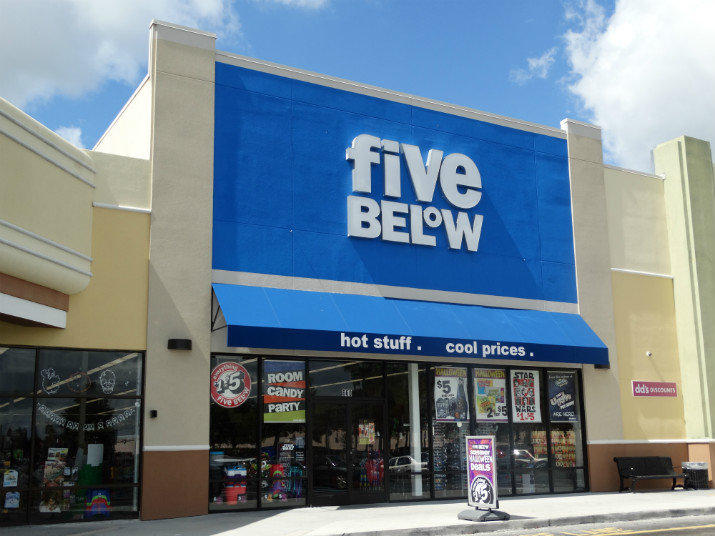 Five Below Orlando