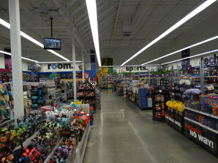 Five Below Orlando Interior