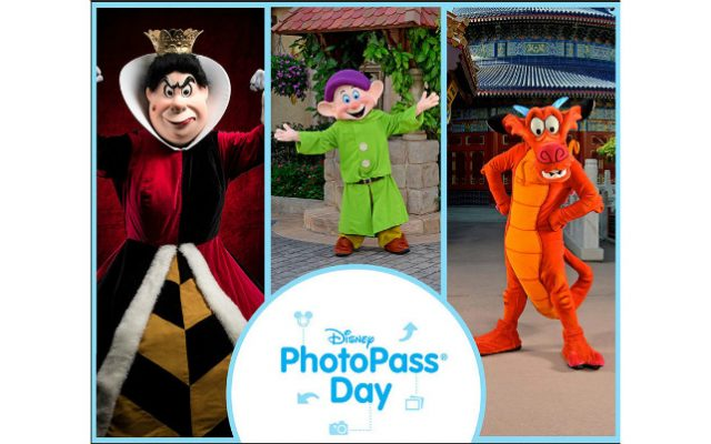 Disney celebra o Photopass Day