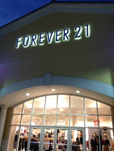 Outlet Orlando Forever21