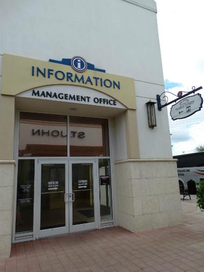 Outlet Orlando Information Center
