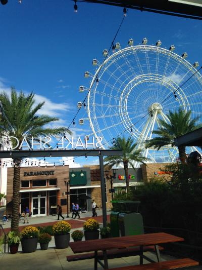 Shake Shack Orlando I360