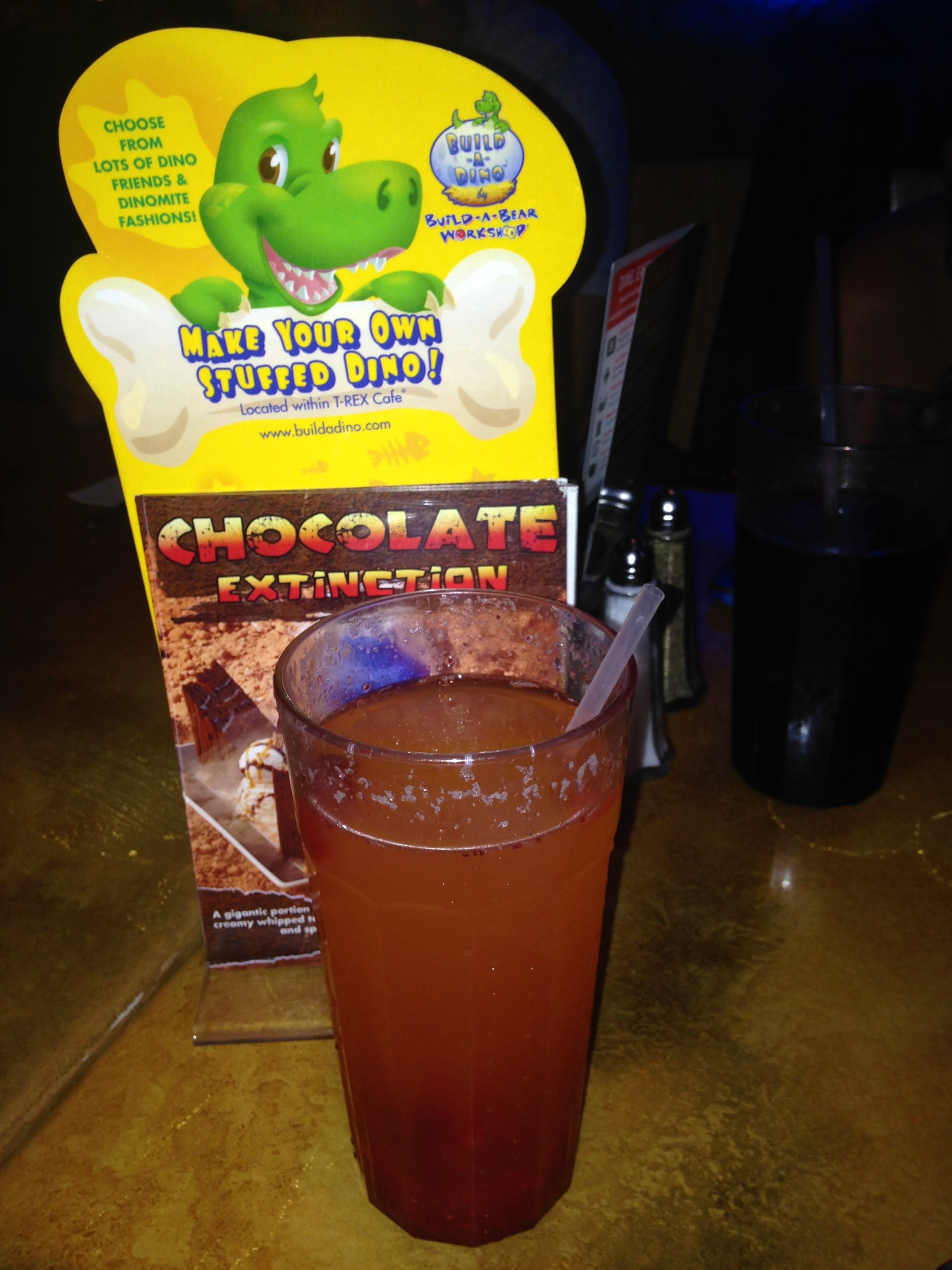T-REX Orlando Bebida