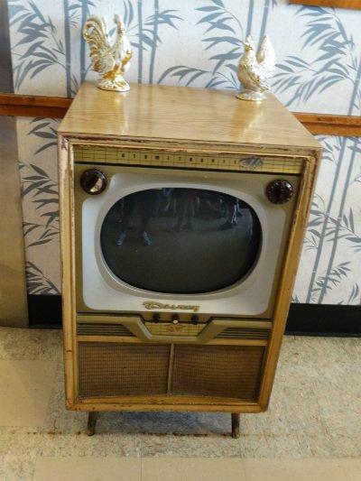50's Prime Time Cafe TV antiga