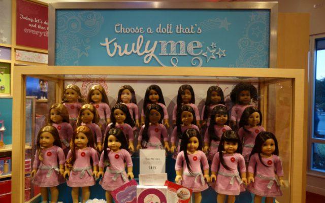 American Girl Orlando — boneca que as meninas amam!