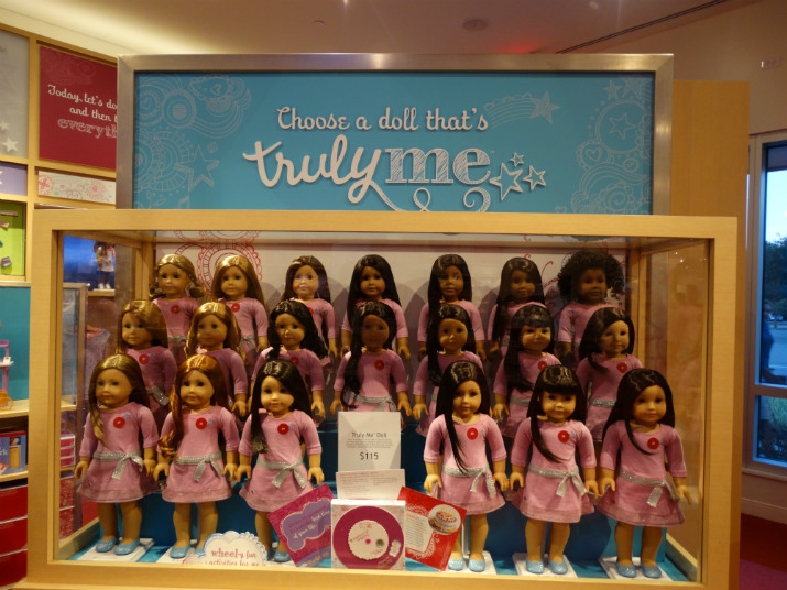 Florida Mall American Girl