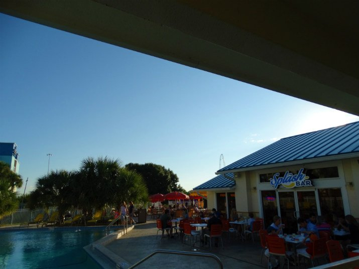 Sunsol International Drive Orlando Cafe