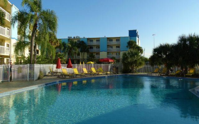 Sunsol International Drive Orlando- bom, bonito e barato