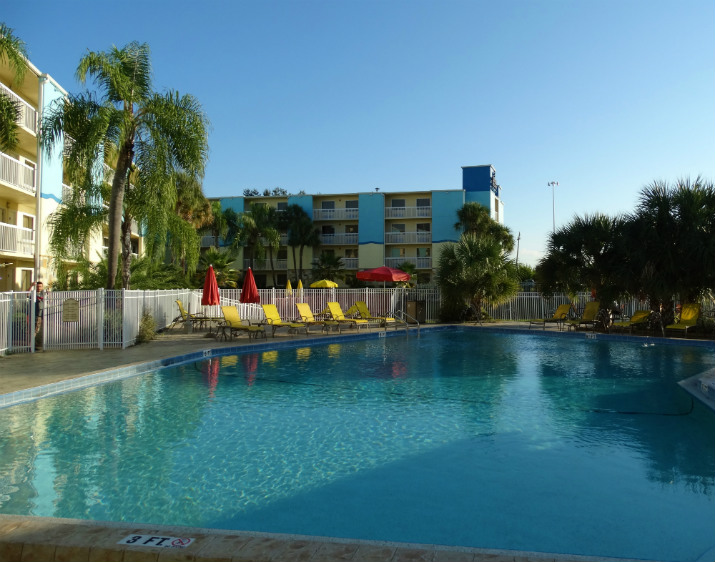 Sunsol International Drive Orlando Piscina