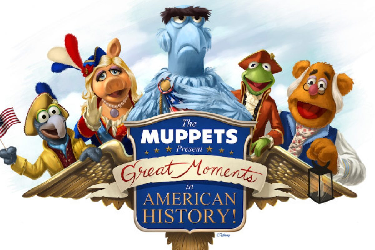 Novo Show dos Muppets no Magic Kingdom
