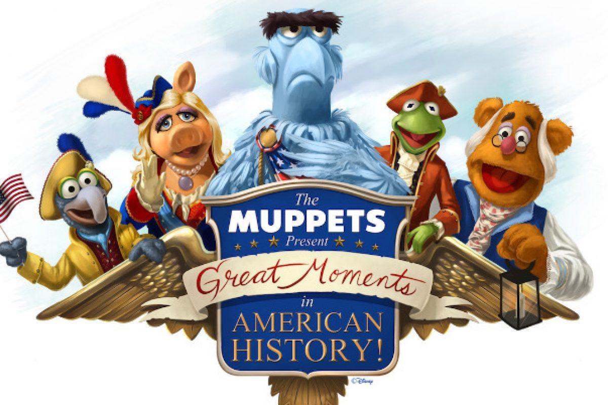 Novo Show dos Muppets no Magic Kingdom