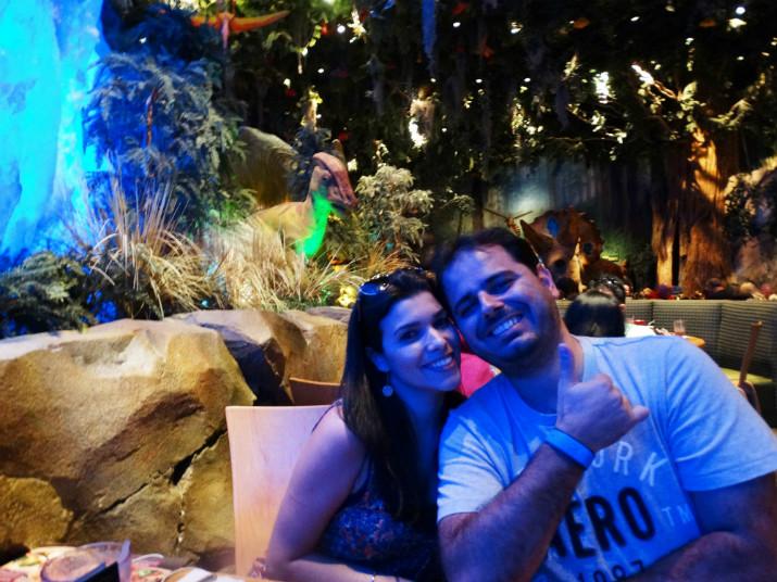 T-REX Orlando Disney