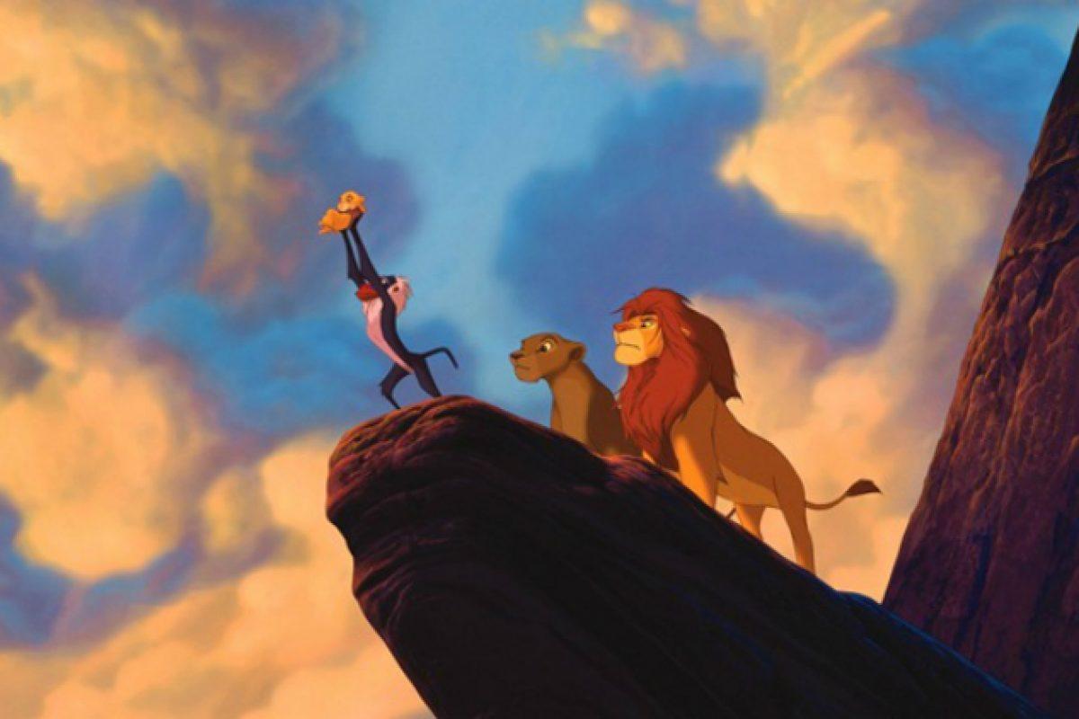 Disney anuncia Live-Action de O Rei Leão
