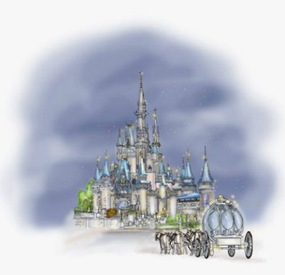 Casamento a noite no Magic Kingdom