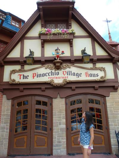 Pinocchio Village Haus Entrada