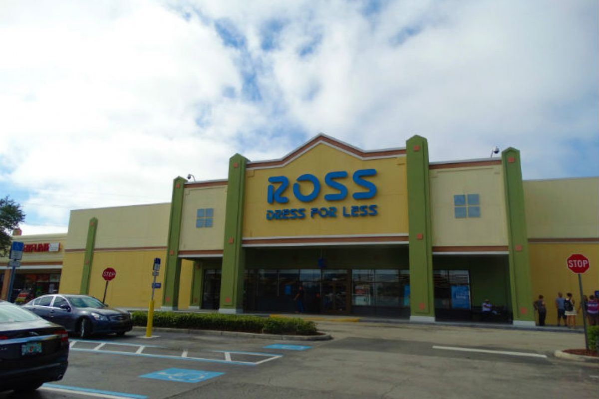 Ross Dress For Less Orlando – loja de descontos