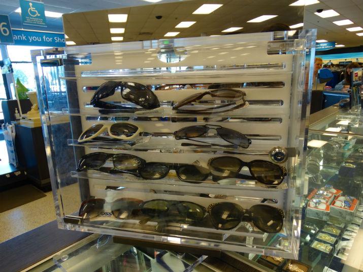 Ross de Orlando óculos