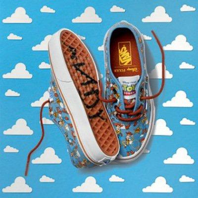 Vans Toy Story Tênis Sola Andy