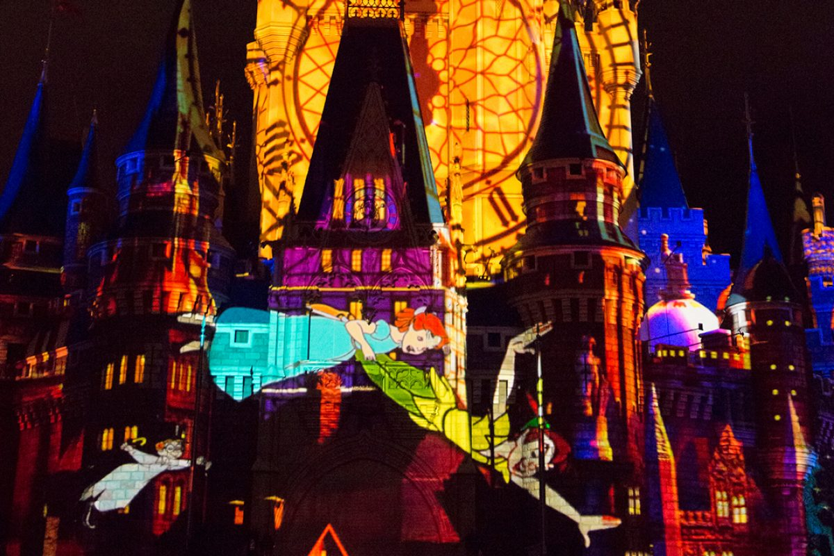 Once Upon a Time – novo show do Magic Kingdom