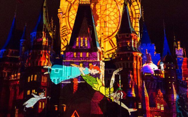 Once Upon a Time — novo show do Magic Kingdom