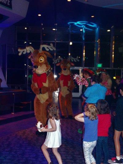 Mickey's Very Merry Christmas Club Tinsel