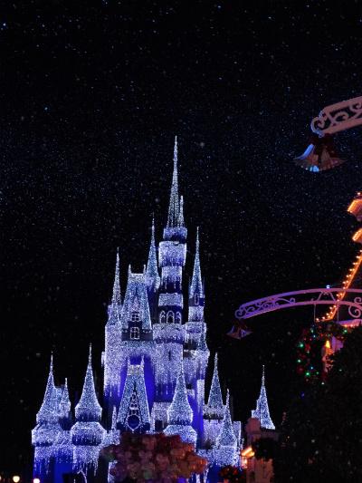 Mickey's Very Merry Christmas Neve Castelo