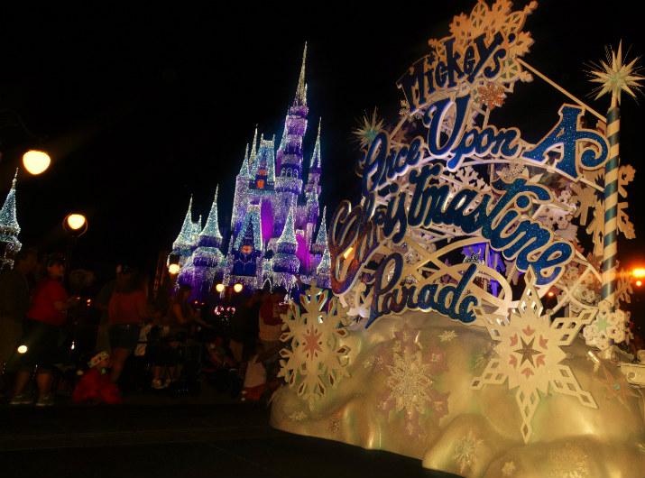 Mickey's Very Merry Christmas Desfile
