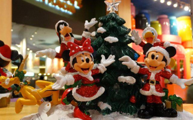 10 produtos de Natal da Disney para você se apaixonar!