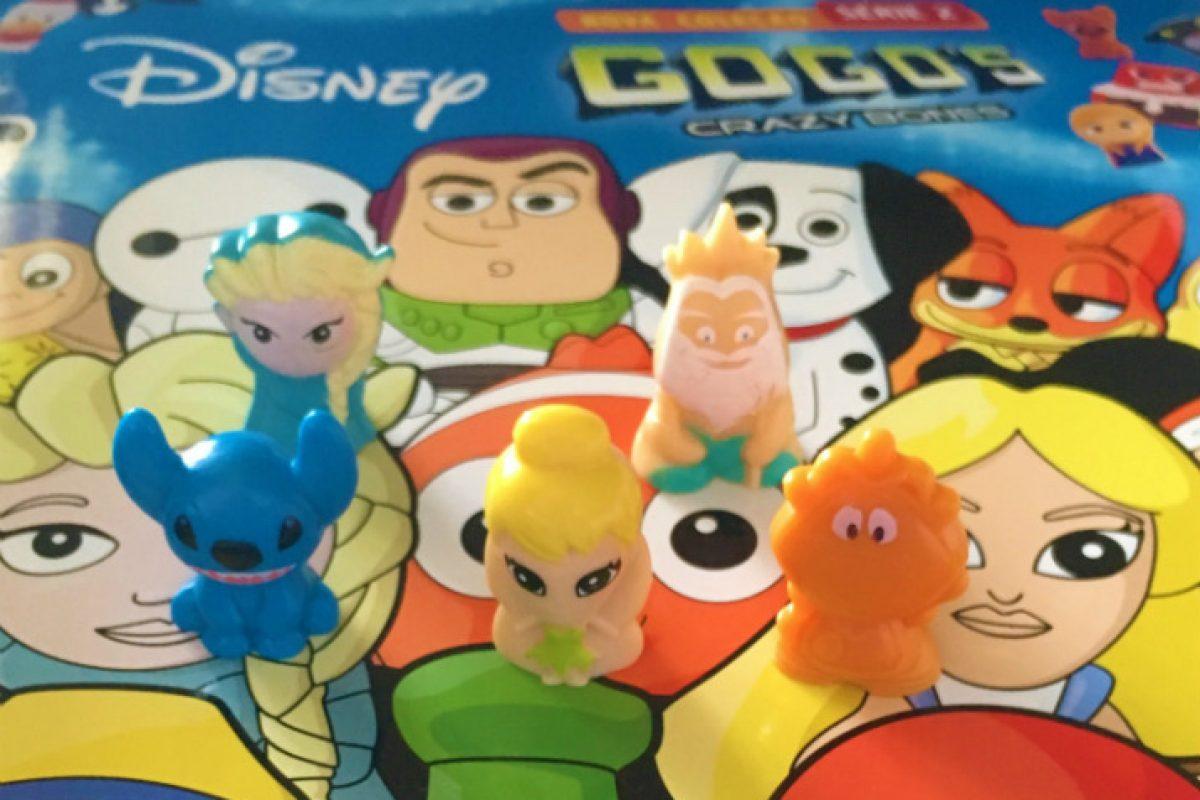Disney Gogo's- figurinhas e miniaturas da Disney