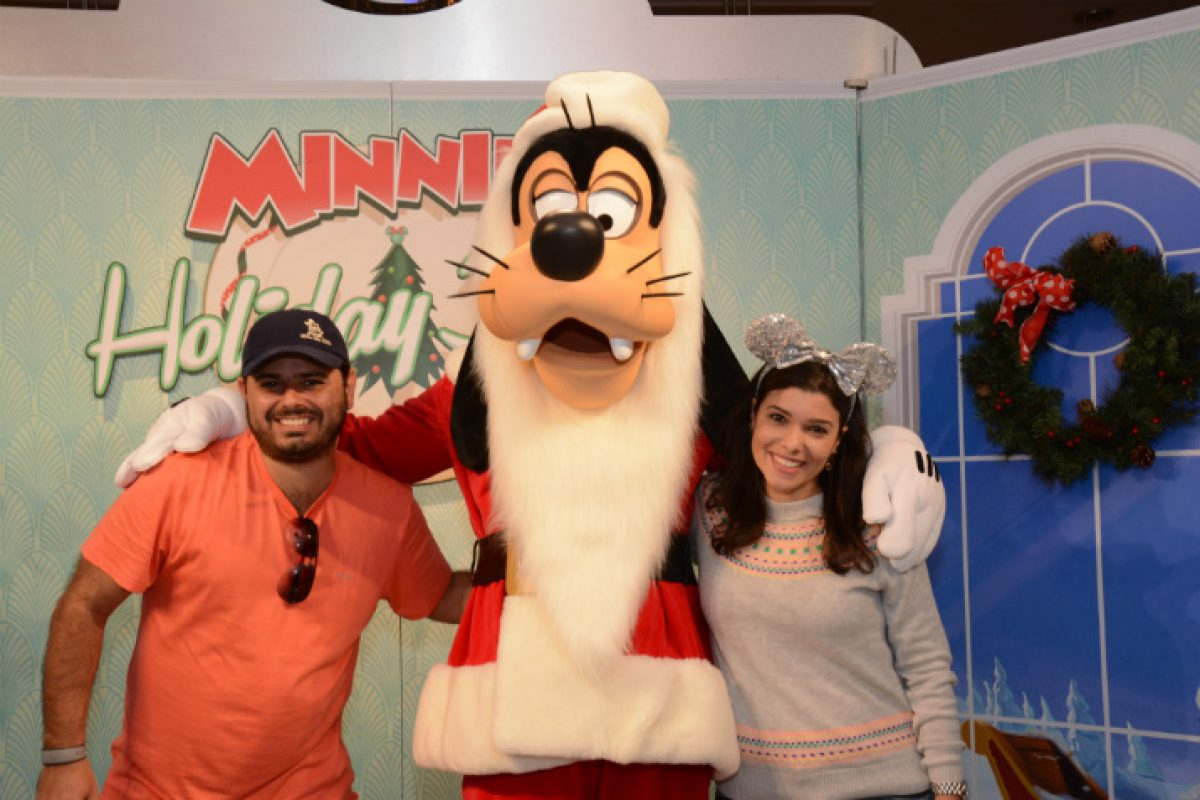 Hollywood & Vine: jantar da Minnie no Hollywood Studios