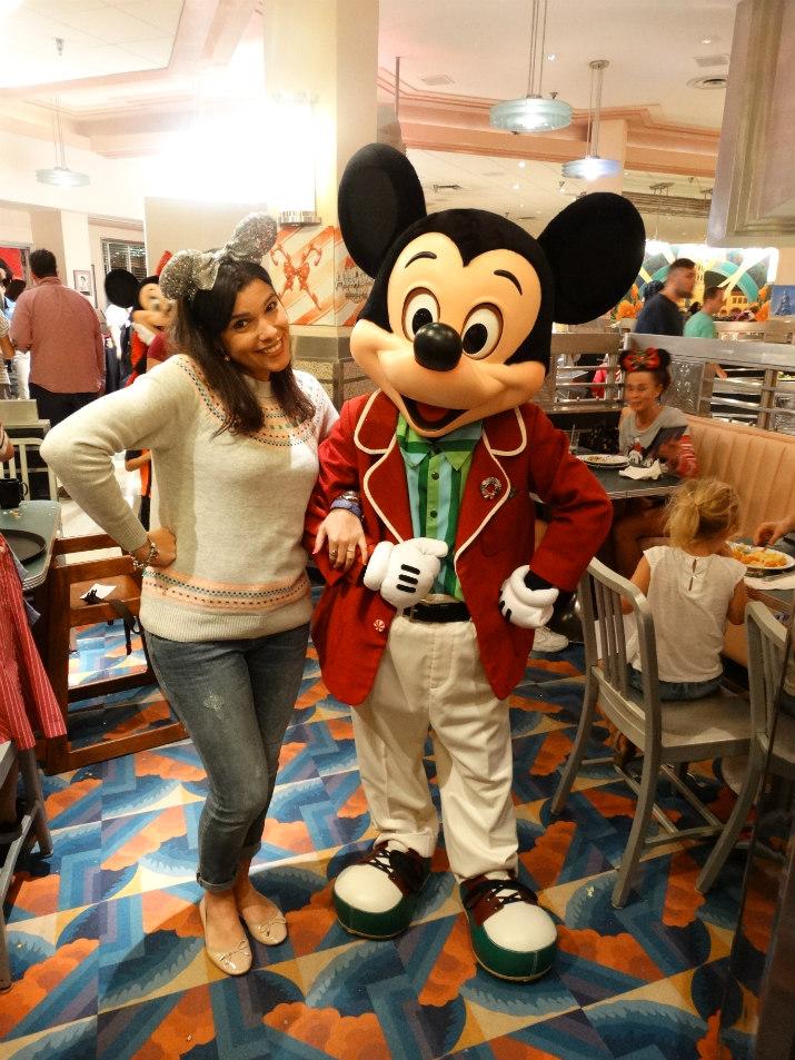 Hollywood & Vine Mickey