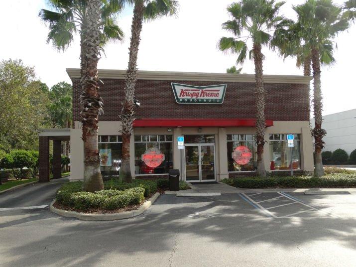 Krispy Kreme Orlando