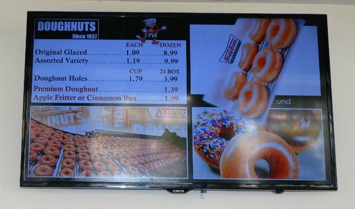 Krispy Kreme Preço Donuts