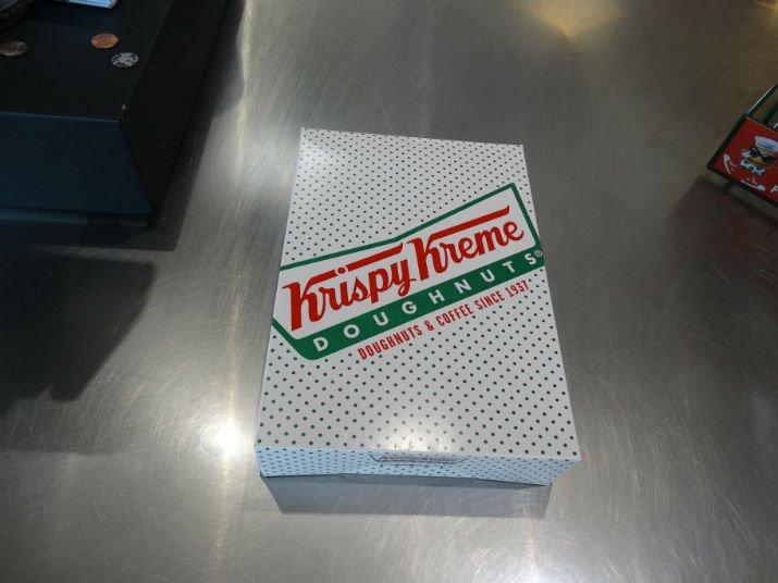Krispy Kreme Orlando Caixa
